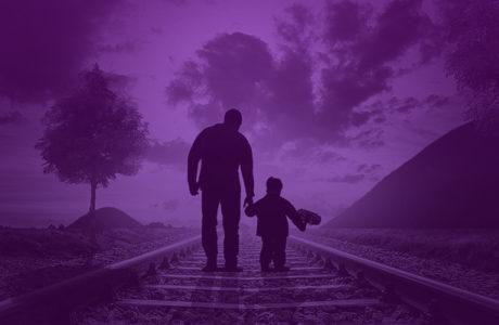 Ojcostwo w czasach zarazy: jak nie zdradzić dziecka